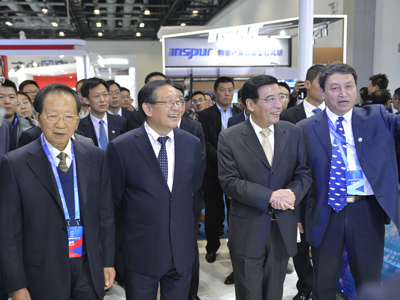 Many Chinese automotive leaders  have paid close attention to IEEVChina 2018_GIMC